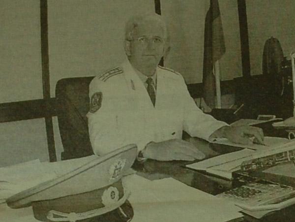 Владимир Дмитриевич Касабринов в форме