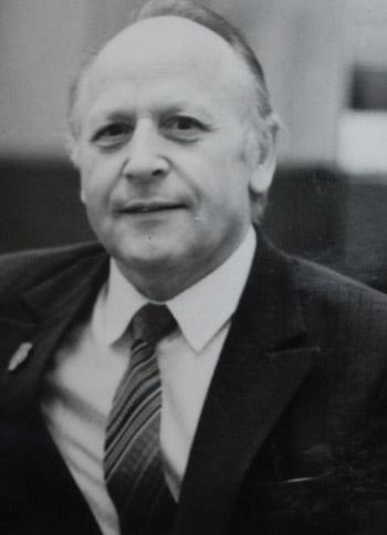 Владимир Григорьевич Меркулов