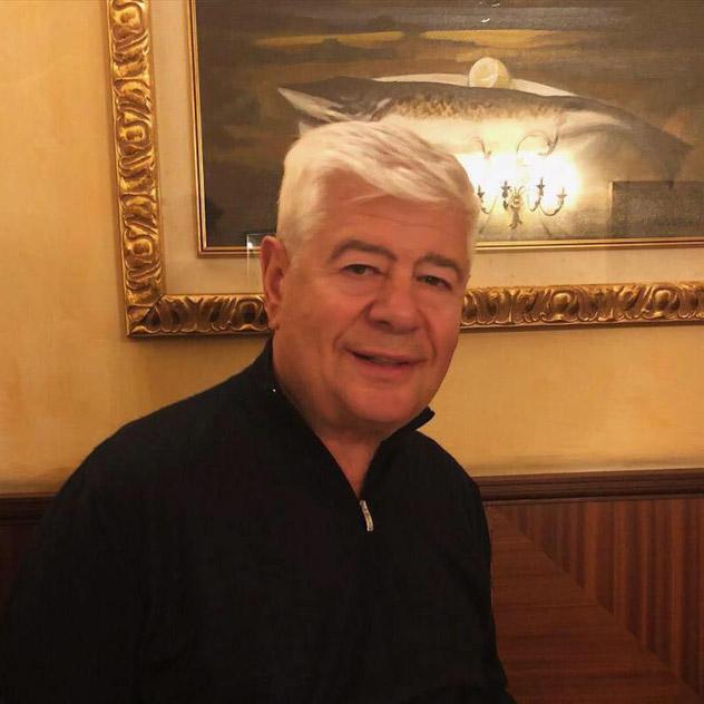 Владимир Михайлович Боград