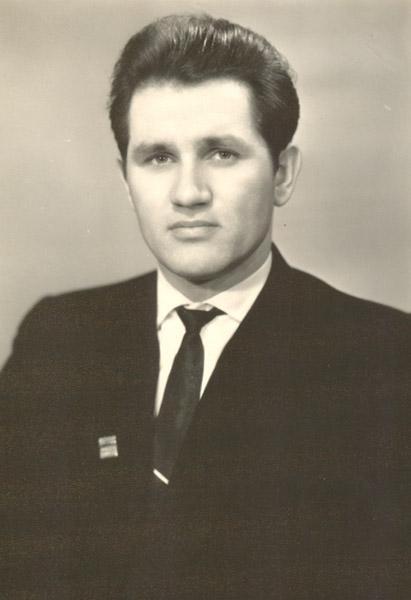 Владимир Михайлович Белов