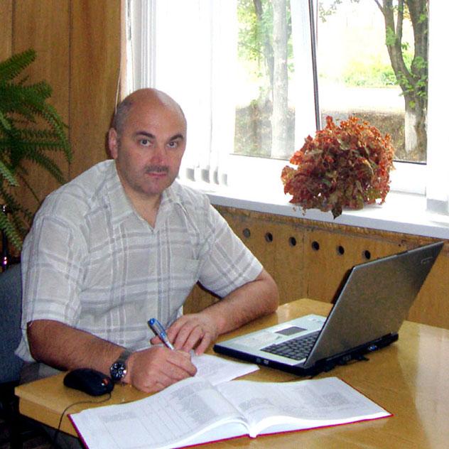 Владимир Николаевич Мазуров