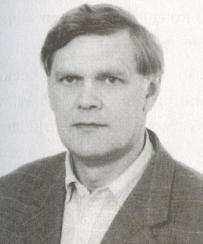 Владимир Павлович Гинкин