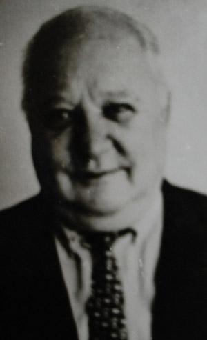 Владимир Степанович Меденцев