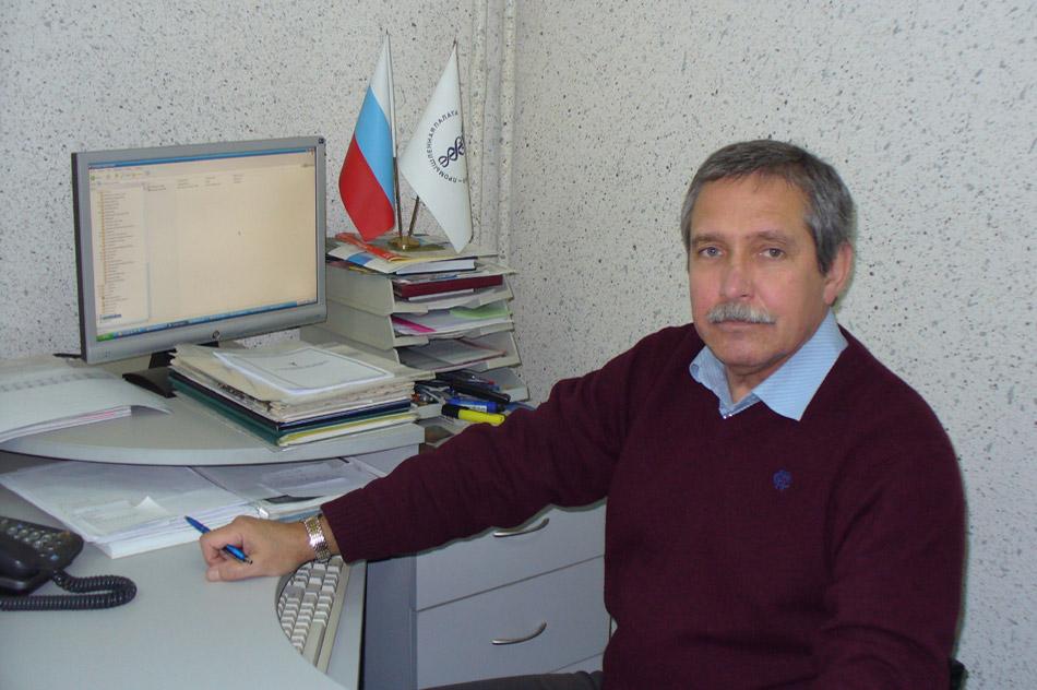 Владимир Трофимович Радюхин
