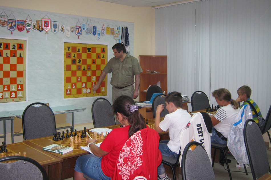 Неделя шахмат в Обнинске