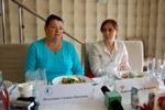 Пресс-конференция компании «Вимм-Билль-Данн» в ресторане «Резиденция №1» в городе Обнинске