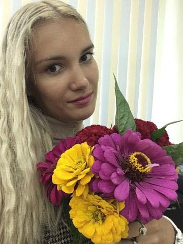Яна Валерьевна Голованова