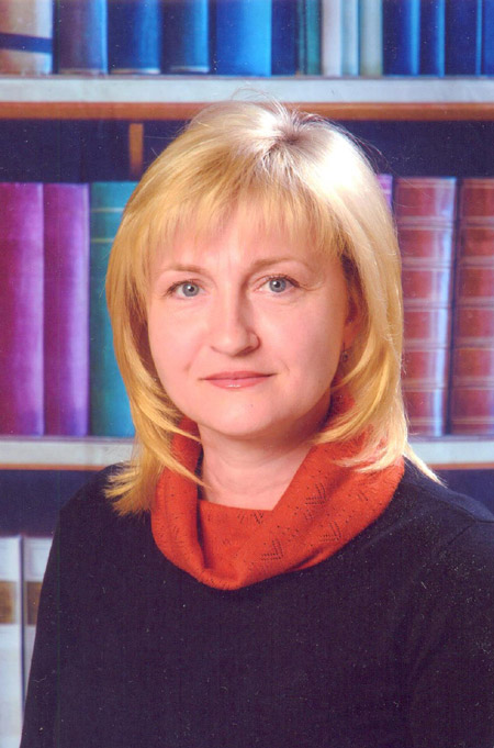 Юлия Николаевна Буренкова