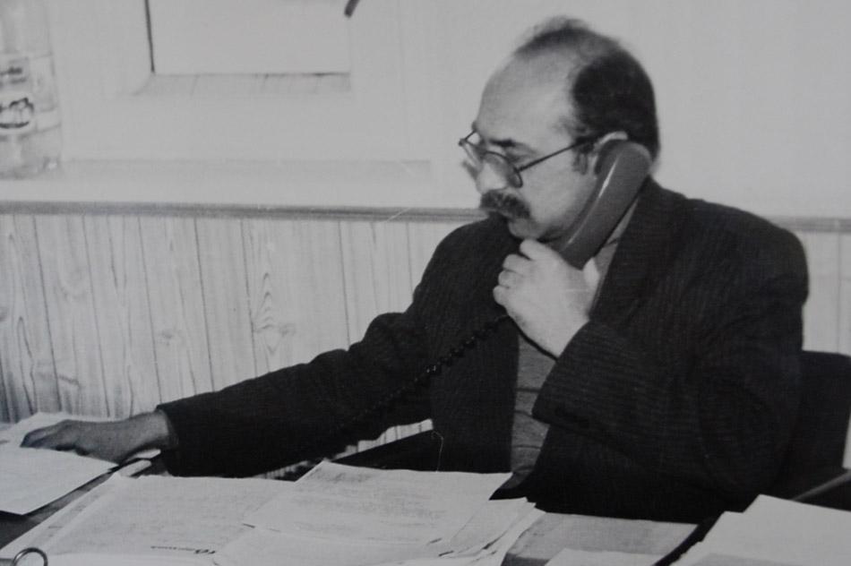 Юрий Павлович Голенцов в 90-х годах