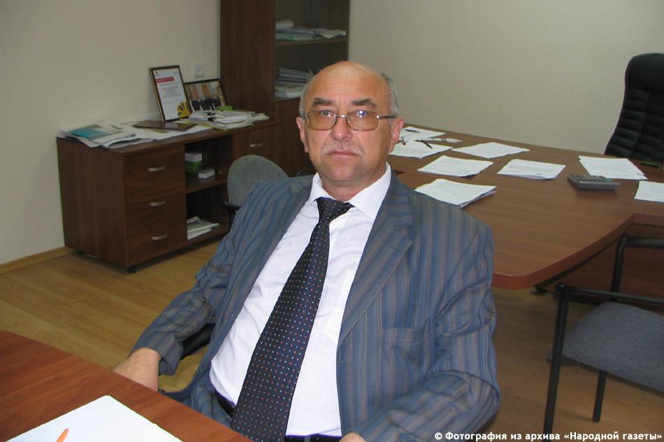 Юрий Павлович Голенцов