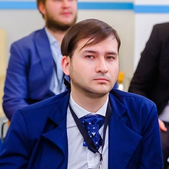 Юрий Сергеевич Охлупин