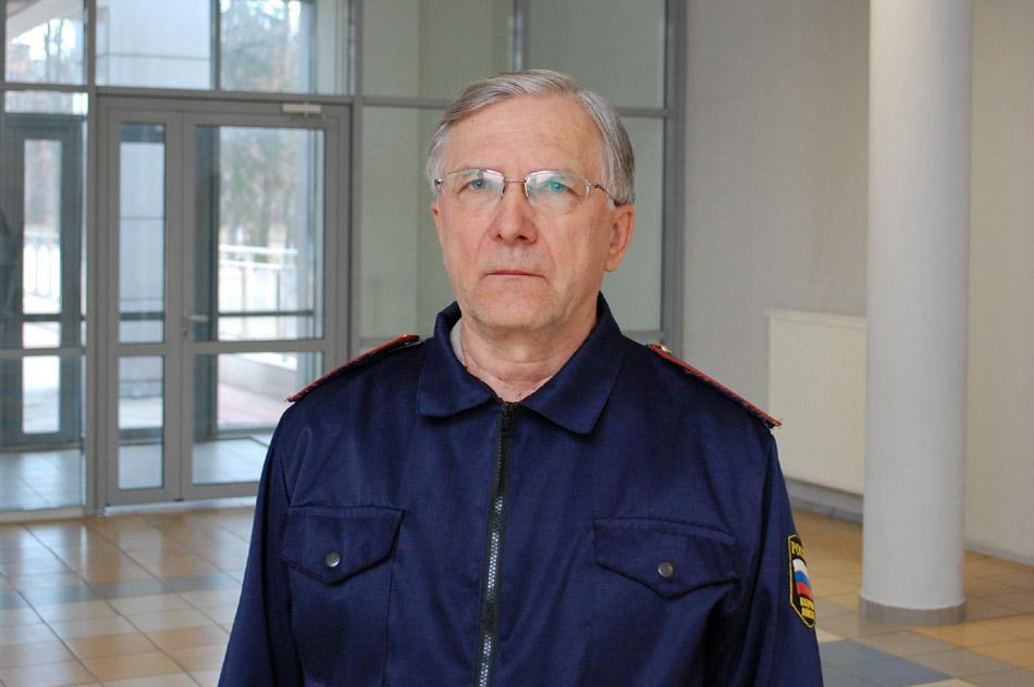 Юрий Викторович Манухин
