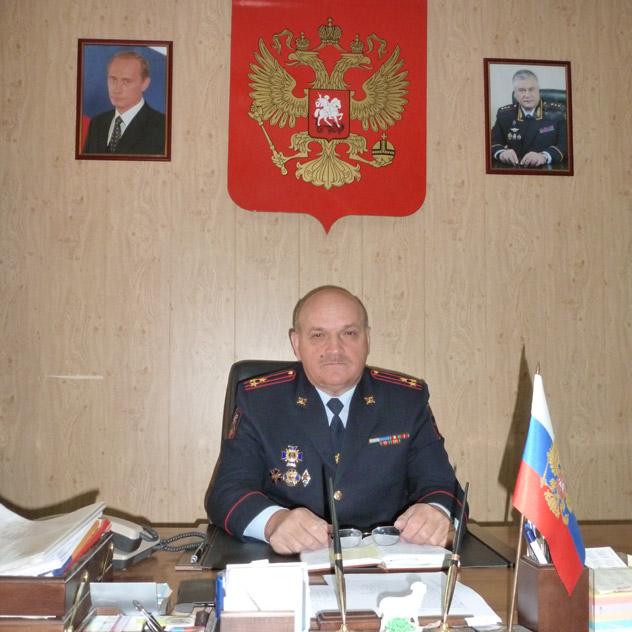 Юрий Юрьевич Нечитайло