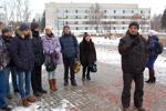 Мероприятие «Забастовка избирателей» в городе Обнинске