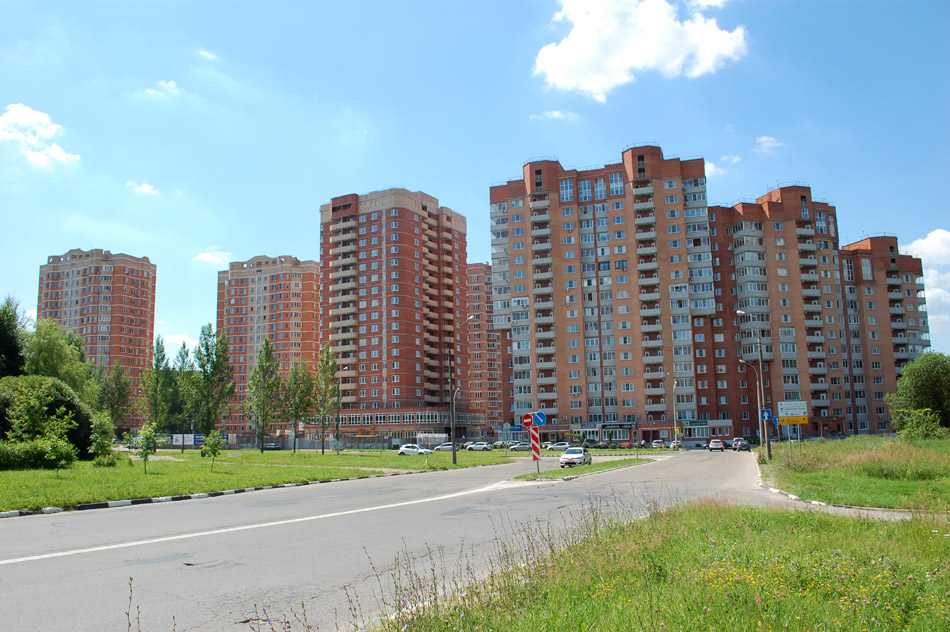 Микрорайон «Зайцево» в городе Обнинске