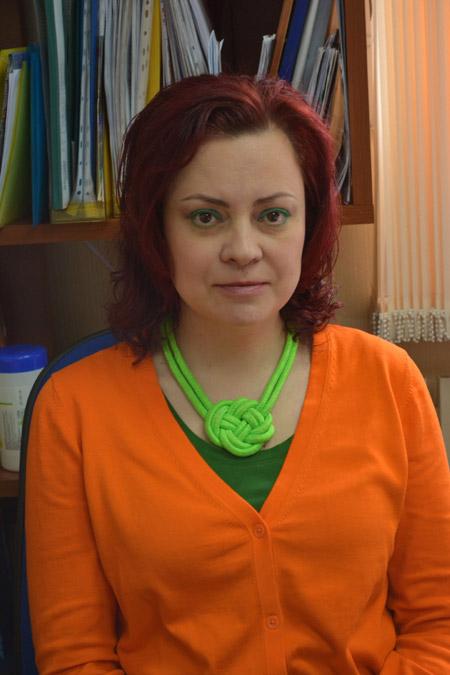 Жанна Владимировна Давыдова