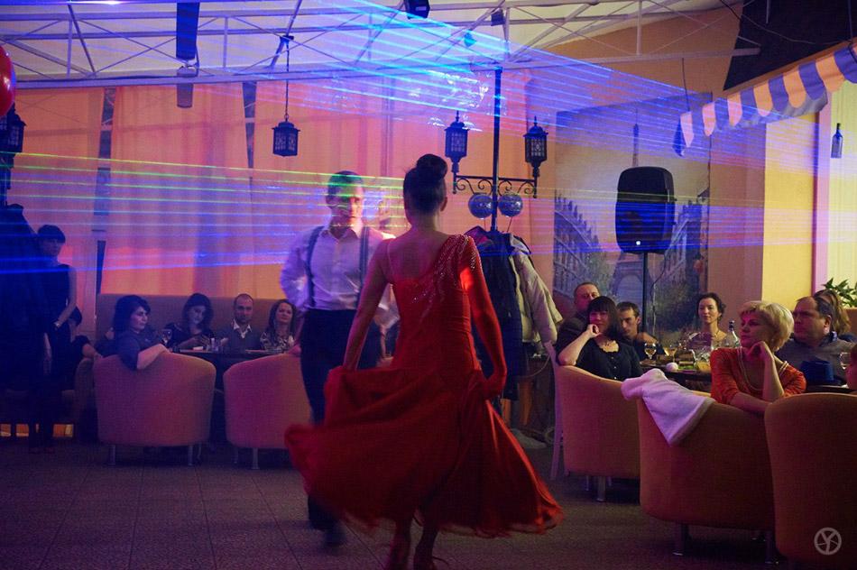 Вечер-фуршет «Зимняя сказка» в городе Обнинске