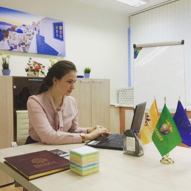 Злата Владиславовна Дымова