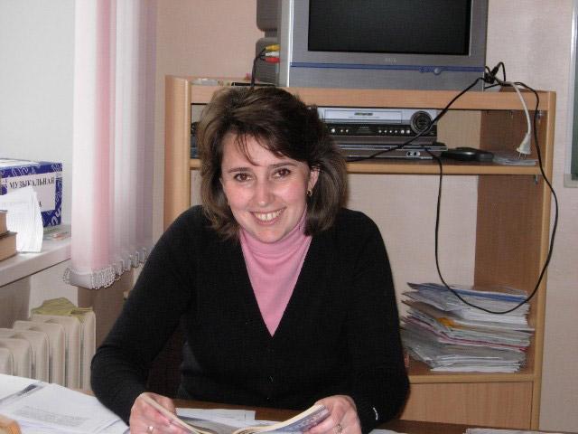 Зоя Ивановна Репецкая