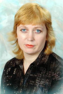 Зоя Михайловна Губкина