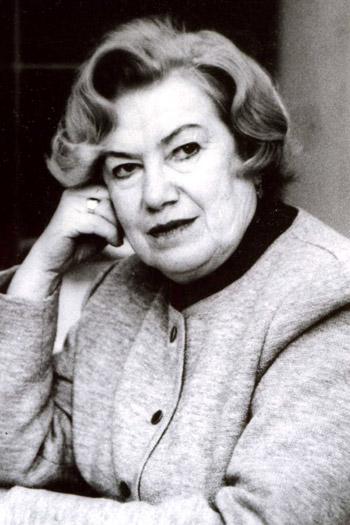 Зоя Павловна Сунцова