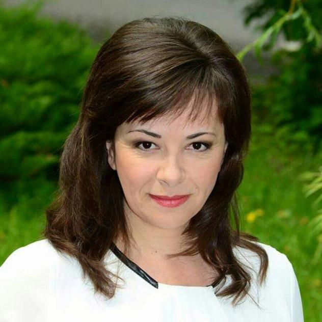 Наталья Николаевна Жилина
