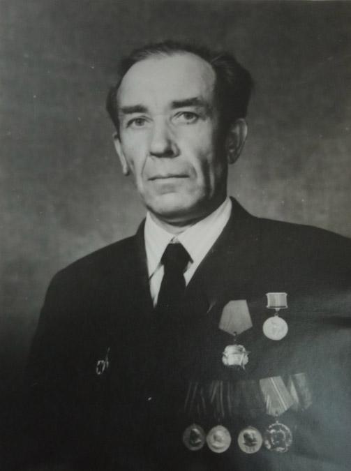 Павел Иванович Дорогайкин