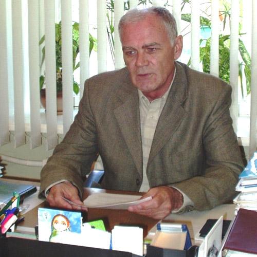 Валерий Петрович Новиков